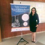 Coordenadora do curso de Direito participa e palestra em Seminário Internacional