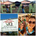 Curso de Pedagogia da FACTU, realiza Projeto Educação do Campo