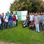 Acadêmicos do curso de Agronomia realizam visita técnica ao Inpev