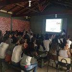 CARAVANA DA SAÚDE realiza atividades com jovens