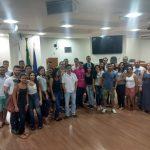 Acadêmicos do cursos de Administração e Ciências Contábeis, participam de Audiência Pública