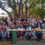 Acadêmicos realizam visita à Fazenda Experimental da FACTU