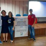 Acadêmico e professora apresentam trabalho em Seminário do Observatório de Juventudes em Goiânia
