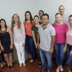 Professoras e acadêmicos(as) realizam visita técnica a Auditoria Interna da Capul