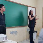 Atuação na comunidade - Curso de Ciências Contábeis em Ação