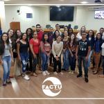 Acadêmicos dos cursos de Administração e Ciências Contábeis, participam de Audiência Pública