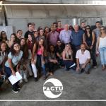 Acadêmicos do curso de Direito visitam o Projeto Natureza Limpa