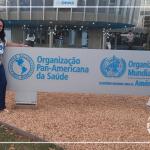 Professora da FACTU participa de oficina na sede da OMS/OPAS em Brasília-DF