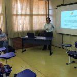 Professora do curso de Pedagogia apresenta trabalho em evento na UFG