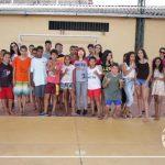 Dia das Crianças é comemorado no Projeto Criança Cidadã do Futuro da FACTU