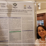 Professora do curso de Enfermagem participa e apresenta trabalhos no XIV Congresso da Rede Mineira das APAES