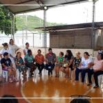 FACTU participa de ação sobre o uso racional de medicamento