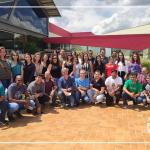 Colaboradores e diretor geral da FACTU visitam Vale da Eletrônica