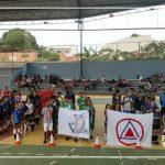 IX FACTU Juniores de Futsal e Voleibol