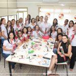 FACTU homenageia funcionárias pelo Dia da Mulher