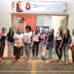 Acadêmicas são agraciadas pelo Dia Internacional da Mulher